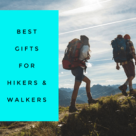 Gifts for hikers & walkers