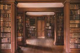 brodie castle scotland library