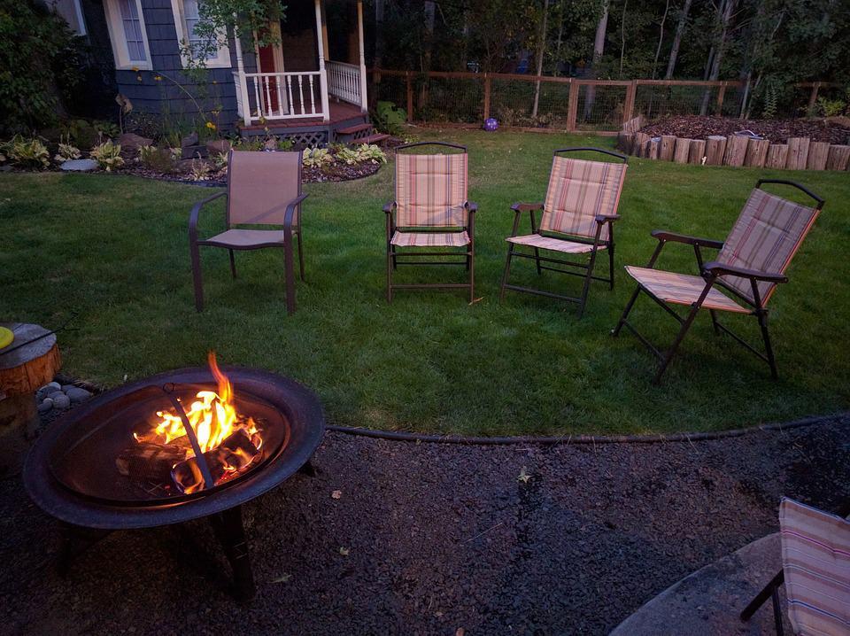 Fire Pit BBQ